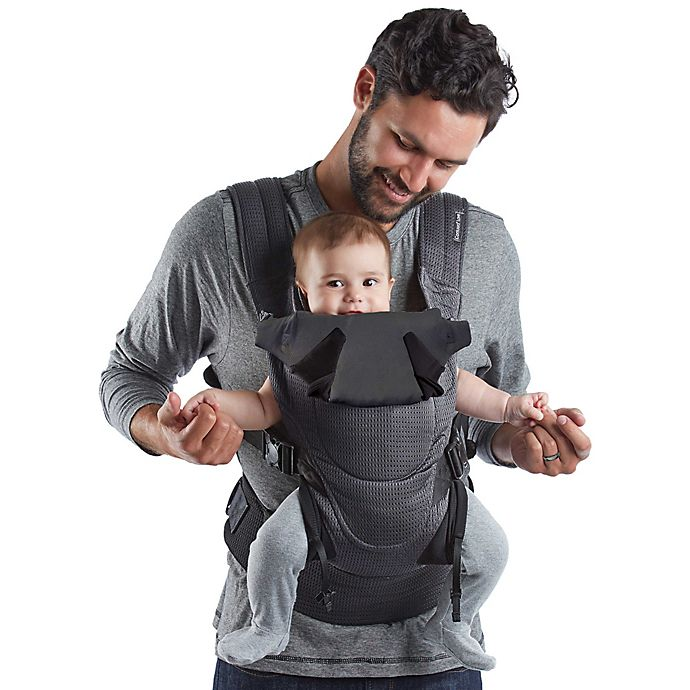 Alternate image 1 for Contours Love 3-in-1 Baby Carrier