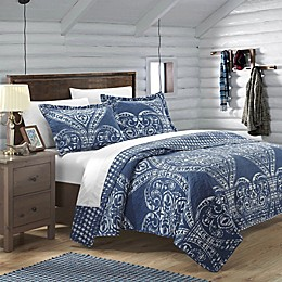 Chic Home Revenna Reversible Quilt Set