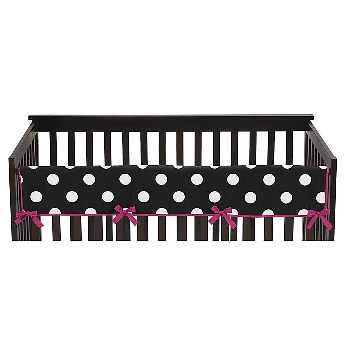 Alternate image 1 for Sweet Jojo Designs Long Crib Rail Cover