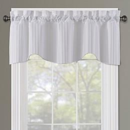 Sutton Rod Pocket Lined Window Valance