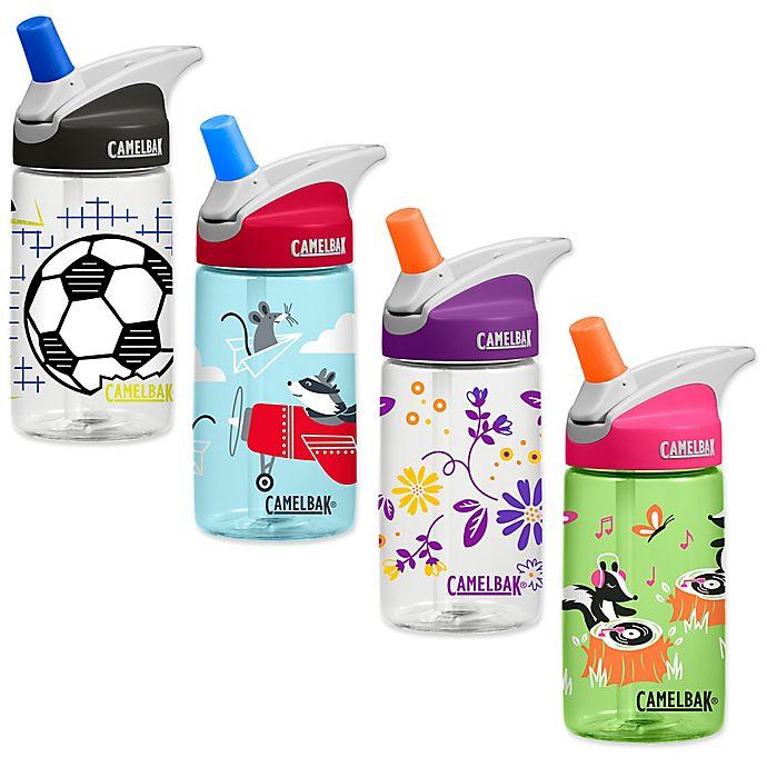 Alternate image 1 for CamelBak® Kids' eddy® Water Bottle Collection