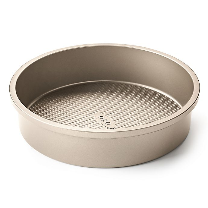 Alternate image 1 for OXO Good Grips® Pro Nonstick 8-Inch Round Cake Pan