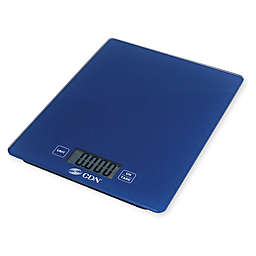 CDN ProAccurate® 11 lb. Digital Glass Food Scale