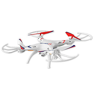 Swift Stream Z-9 Wi-Fi Camera Drone in White