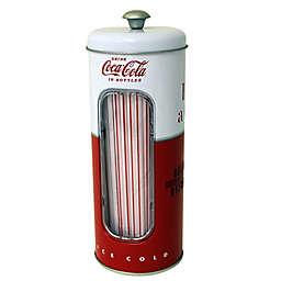Coca-Cola Straw Holder