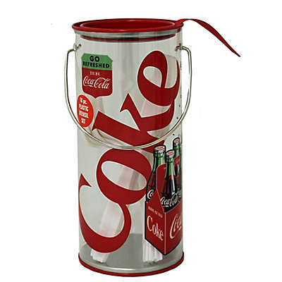Coca-Cola Plastic Tin