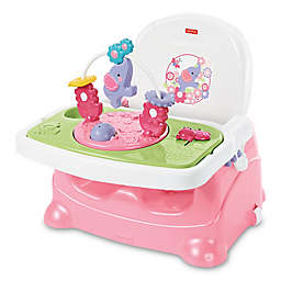 Fisher-Price® Pretty In Pink Elephant Booster Seat