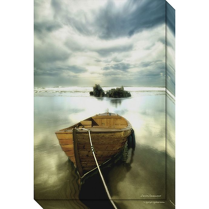 Alternate image 1 for The Old Boat Canvas Wall Art