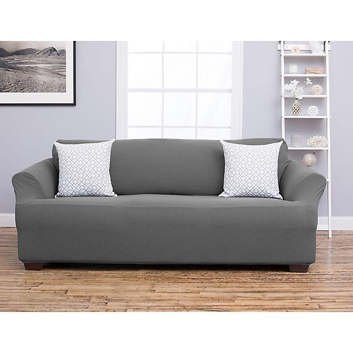 Fantastic Cambria Heavyweight Sofa Slipcover Dailytribune Chair Design For Home Dailytribuneorg