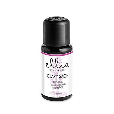 Ellia™ Clary Sage Therapeutic Grade 15mL Essential Oil