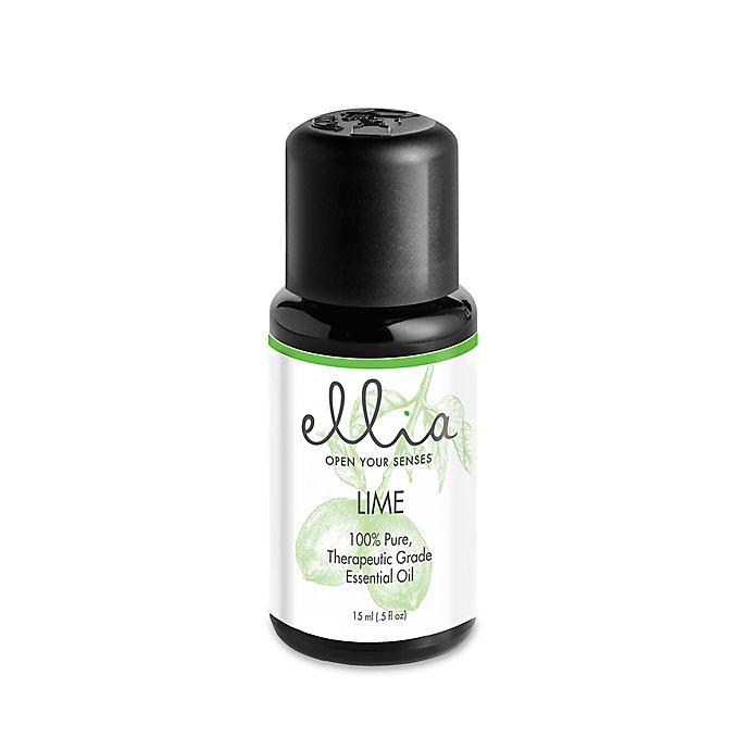 Alternate image 1 for Ellia™ Lime Therapeutic Grade 15mL Essential Oil