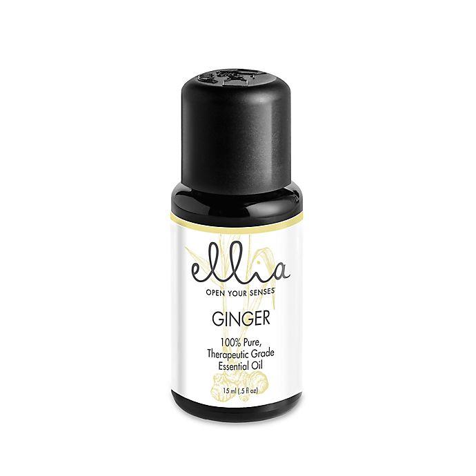 Alternate image 1 for Ellia™ Ginger Therapeutic Grade 15mL Essential Oil