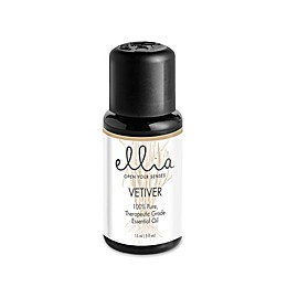 Ellia™ Vetiver Therapeutic Grade 15mL Essential Oil