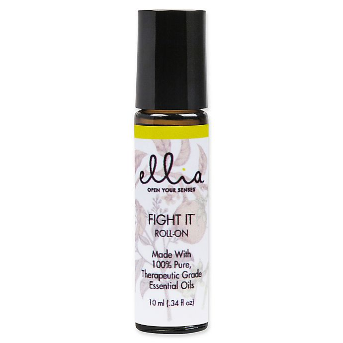 Alternate image 1 for Ellia Fight It Roll On Essential Oil