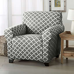 Great Bay Home Brenna Strapless Chair Protector
