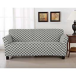 Great Bay Home Brenna Strapless Sofa Slipcover