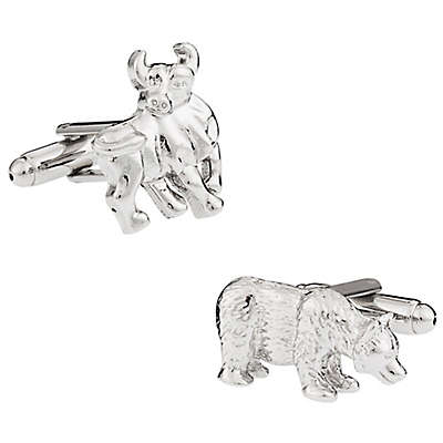 Cuff-Daddy Bull & Bear Cufflinks
