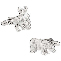 Cuff-Daddy Bull & Bear Cufflinks