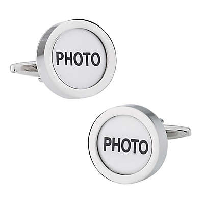 Cuff-Daddy Photo Cufflinks