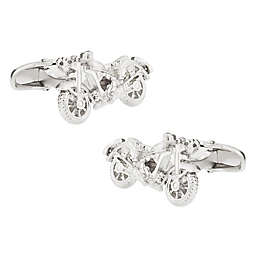 Cuff-Daddy Motorcycle Cufflinks