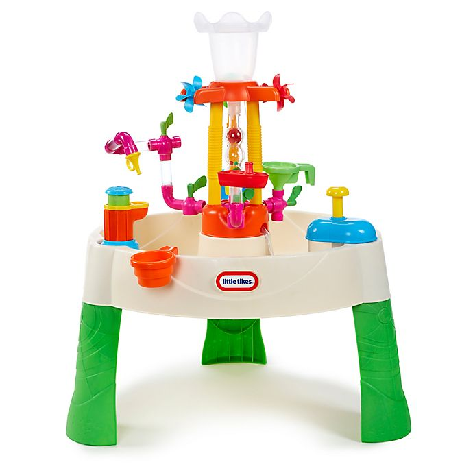 Alternate image 1 for Little Tikes® Fountain Factory Water Table