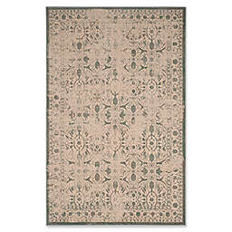 Safavieh Brilliance Coinage Rug in Cream/Sage