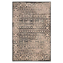 Safavieh Brilliance Vintage Rug in Cream/Dark Grey