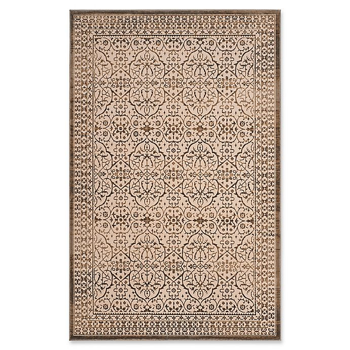 Alternate image 1 for Safavieh Brilliance Medallions Rug