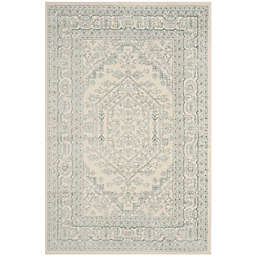 Safavieh Adirondack Traditional Floral 3' x 5' Area Rug in Ivory