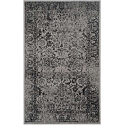 Safavieh Adirondack 3-Foot x 5-Foot Area Rug in Black