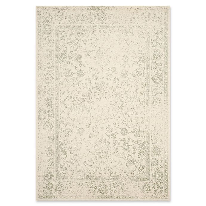Alternate image 1 for Safavieh Adirondack 5-Foot 1-Inch x 7-Foot 6-Inch Area Rug in Sage