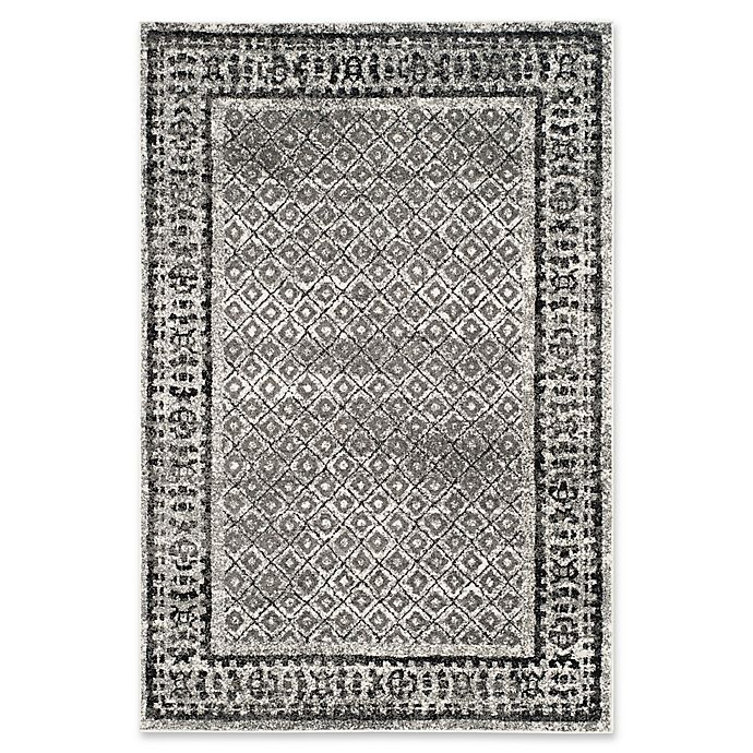 Alternate image 1 for Safavieh Adirondack 6-Foot x 9-Foot Area Rug in Ivory