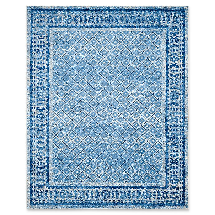 Alternate image 1 for Safavieh Adirondack 9-Foot x 12-Foot Area Rug in Silver