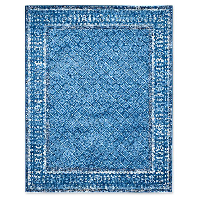 Alternate image 1 for Safavieh Adirondack 9-Foot x 12-Foot Area Rug in Blue