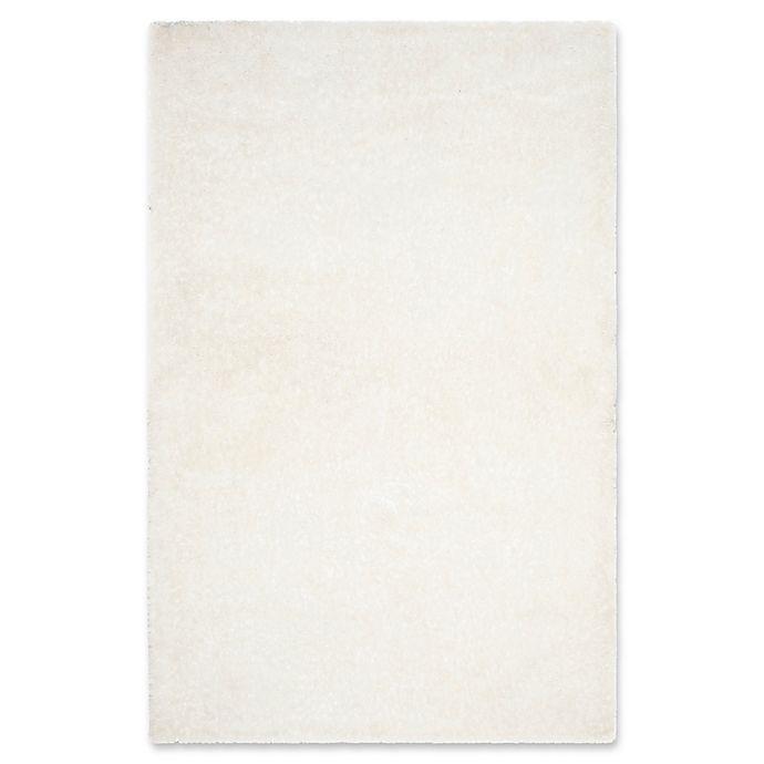 Alternate image 1 for Safavieh Toronto 8-Foot x 10-Foot Shag Area Rug in White