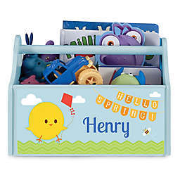 Sweet Chick Toy Caddy in Light Blue