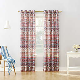 Neva Grommet Top Window Curtain Panel