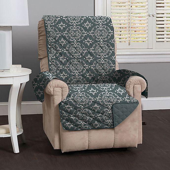 Surprising Great Bay Home Kingston Recliner Protector Gamerscity Chair Design For Home Gamerscityorg