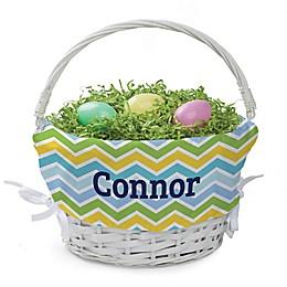 Chevron Easter Basket