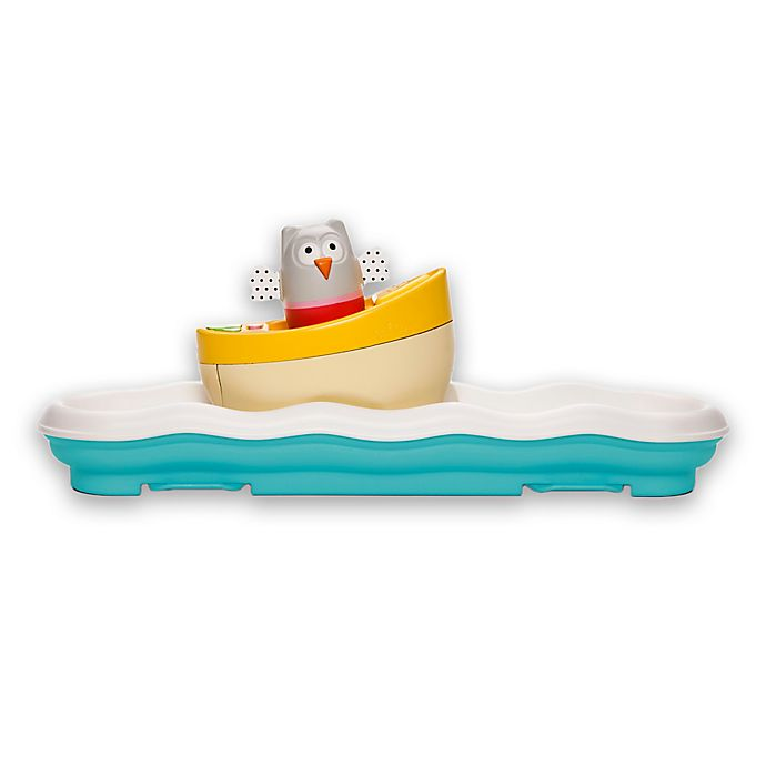 Alternate image 1 for Taf™ Toys Musical Boat Cot Toy