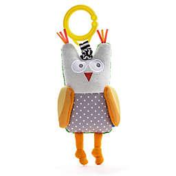 Taf Toys™ Development Obi the Owl Rattling Soft Toy