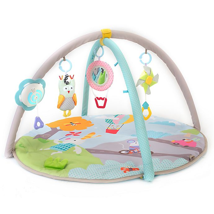 Alternate image 1 for Taf Toys™ Musical Nature Baby Gym