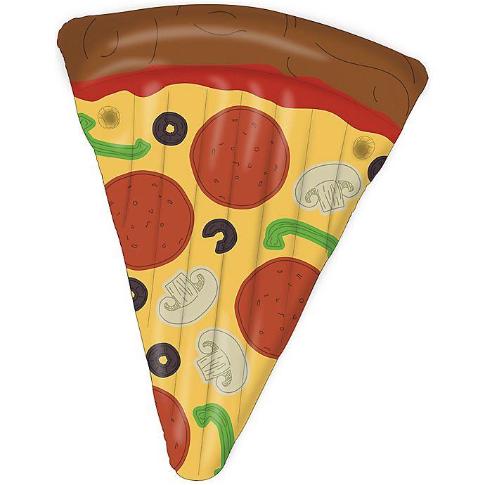 Alternate image 1 for Poolmaster Slice O'Pizza Pool Float