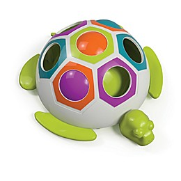 Fat Brain Pop N Slide Shelly Tactile Learning Toy