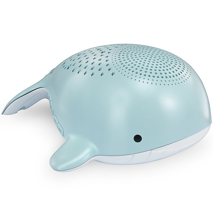 Alternate image 1 for VTech Wyatt the Whale Storytelling Soother with Projection Night Light in Blue