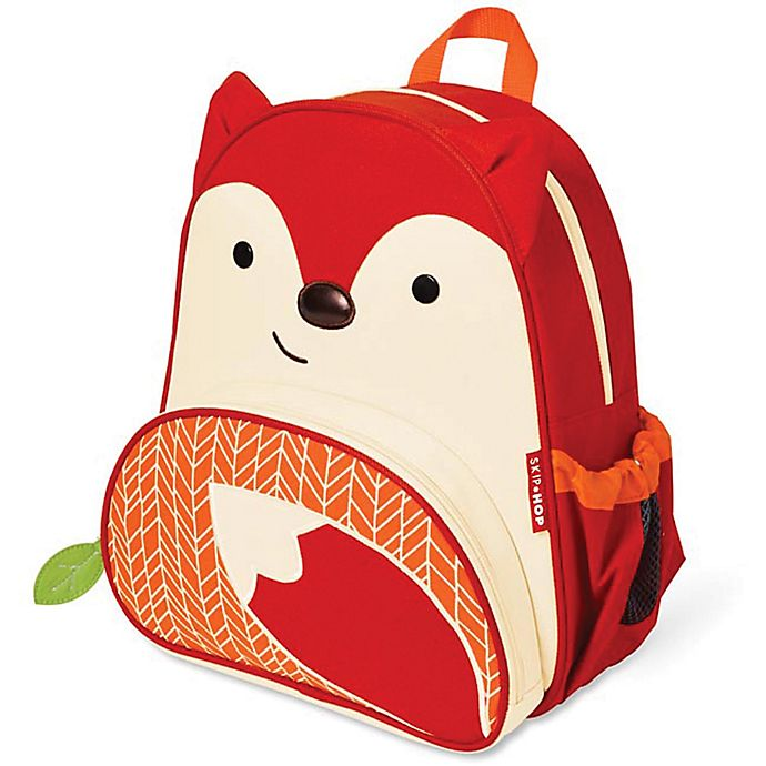 Alternate image 1 for SKIP*HOP® Fox Zoo Little Kid Backpack