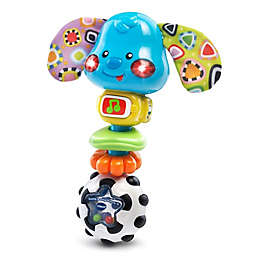 VTech Rattle & Sing Puppy in Blue