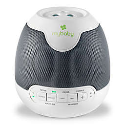 HoMedics® MyBaby Lullaby SoundSpa with Image Projection in White