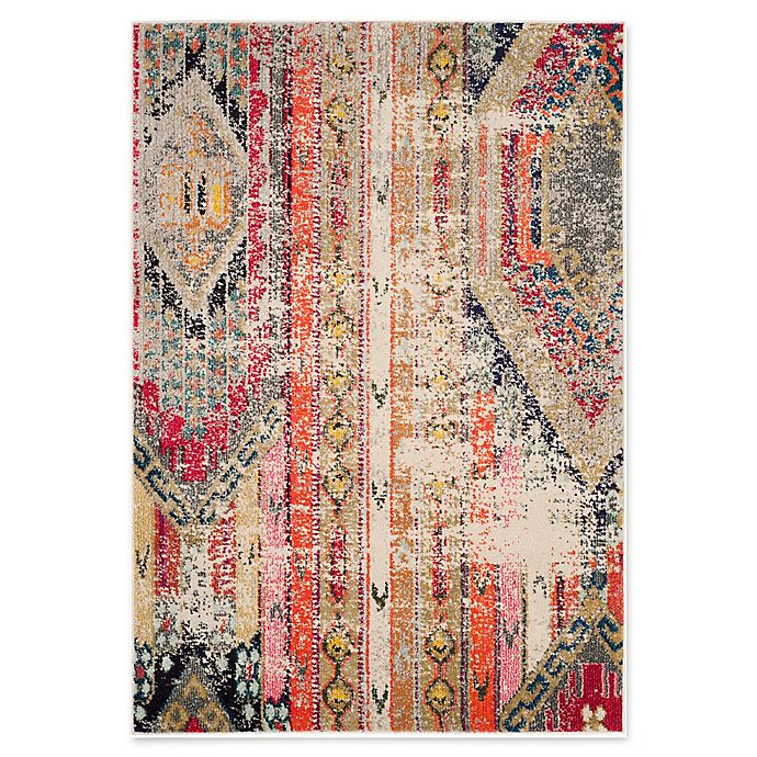 Alternate image 1 for Safavieh Monaco Nayva Multicolor Area Rug
