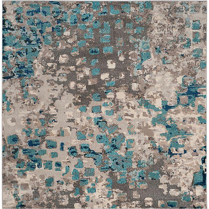 Alternate image 1 for Safavieh Monaco 6'7 x 6'7 Area Rug in Grey